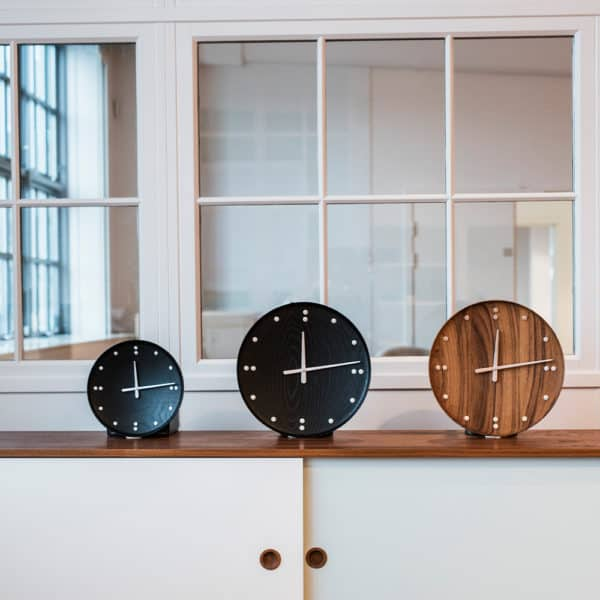 Architectmade-FJ-Clock-Wall-Clock-Teak-and-Ash-Wood-Denmark-Finn-Juhl