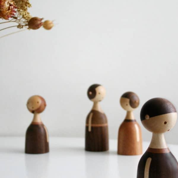 Architectmade-Kin-Family-Walnut-Mahogany-Maple-Wood-Denmark-Lars-Beller-Fjetland-2