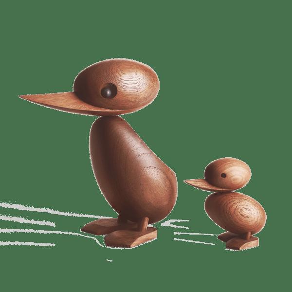 Architectmade-Duck-and-Duckling-Teak-Hans-Bølling