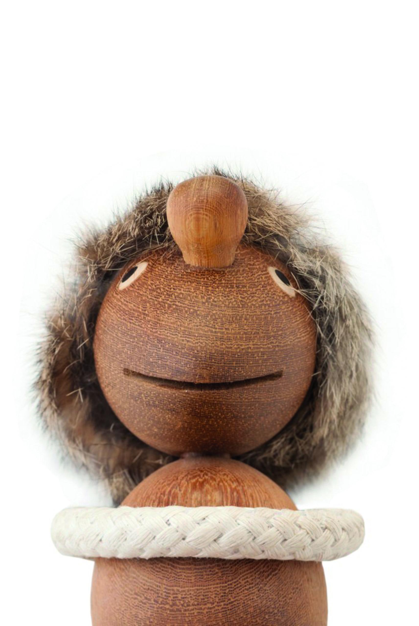 ARCHITECTMADE Optimist Teak Wood Object Hans Bølling