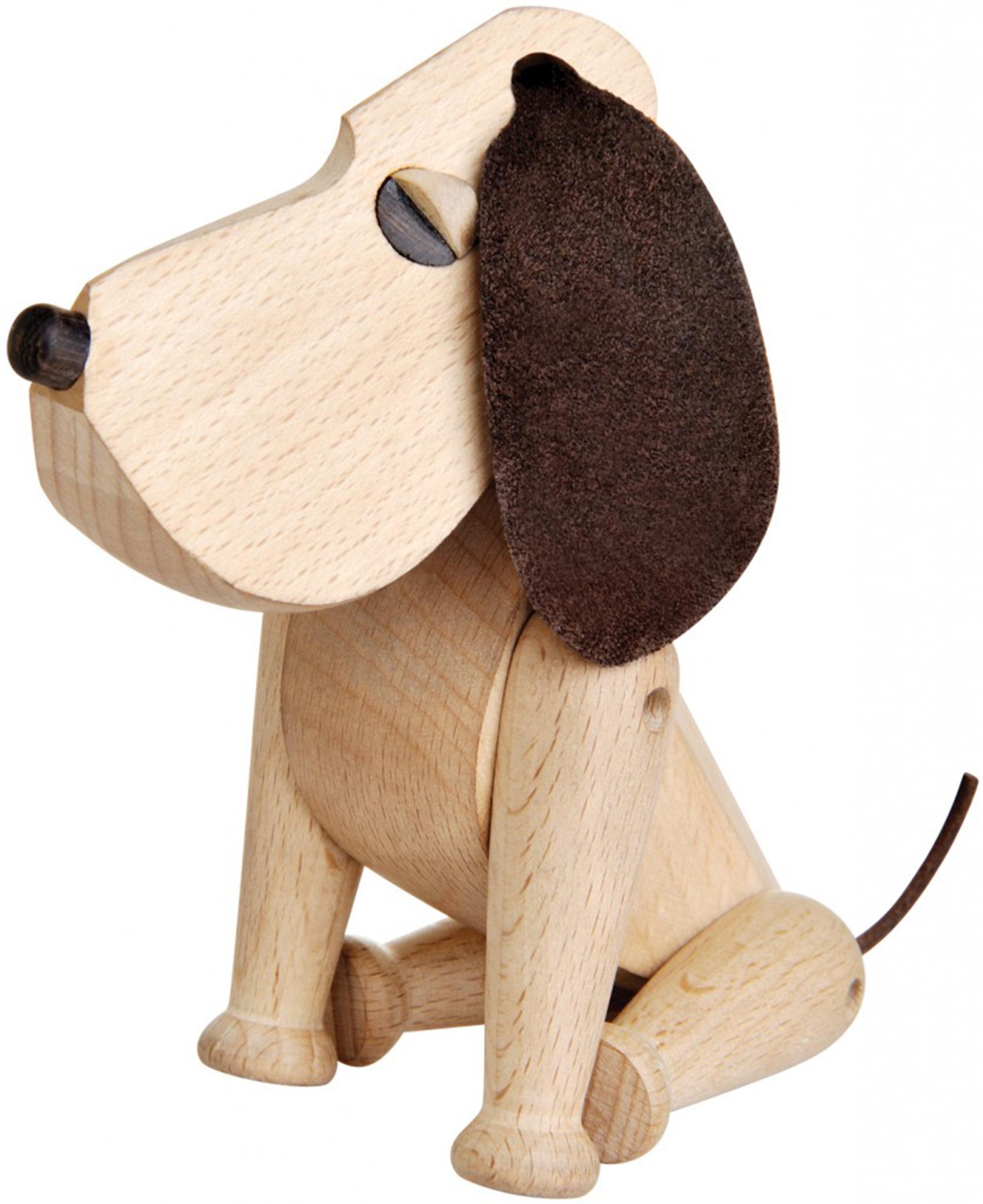 ARCHITECTMADE Oscar Dog Beech Wood Hans Bølling