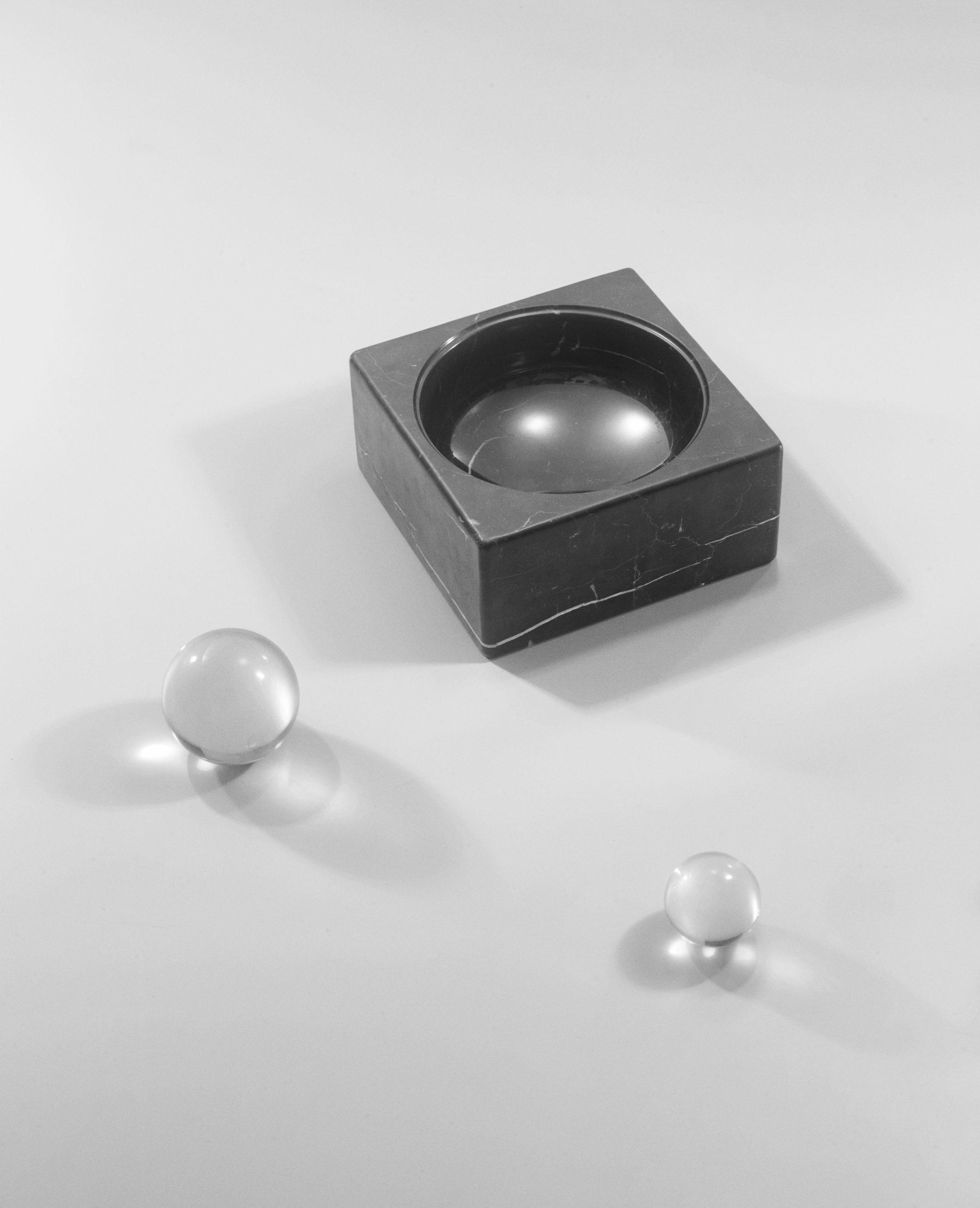 ARCHITECTMADE PK Marble Bowl Denmark Poul Kjærholm