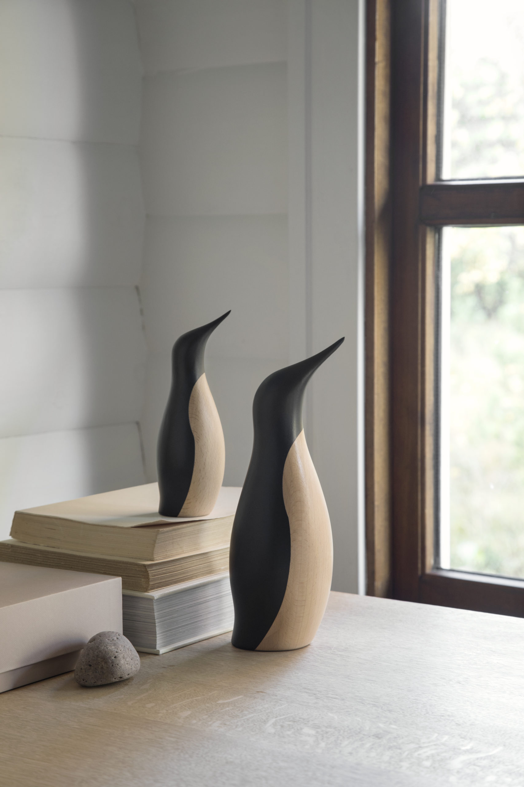 ARCHITECTMADE Penguin Beech Wood Denmark Hans Bunde