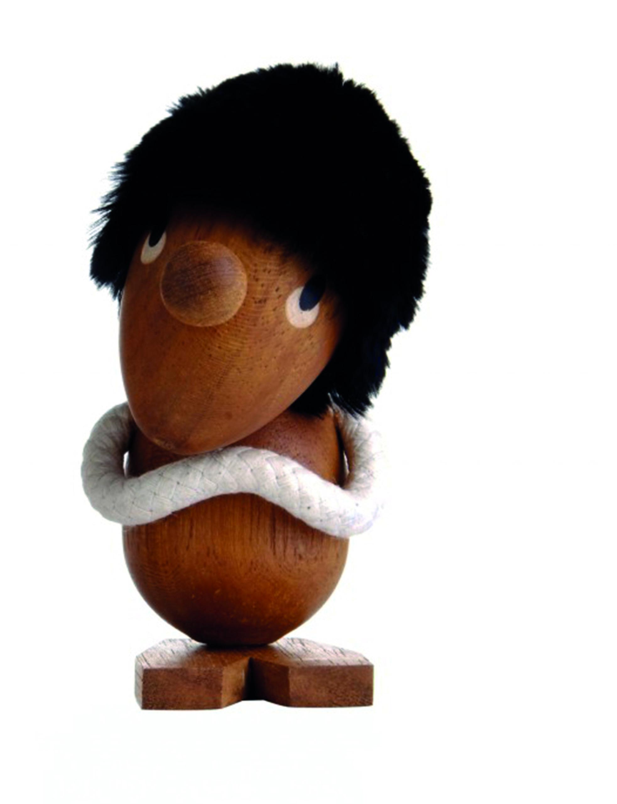 ARCHITECTMADE Pessimist Teak Wood Object Hans Bølling