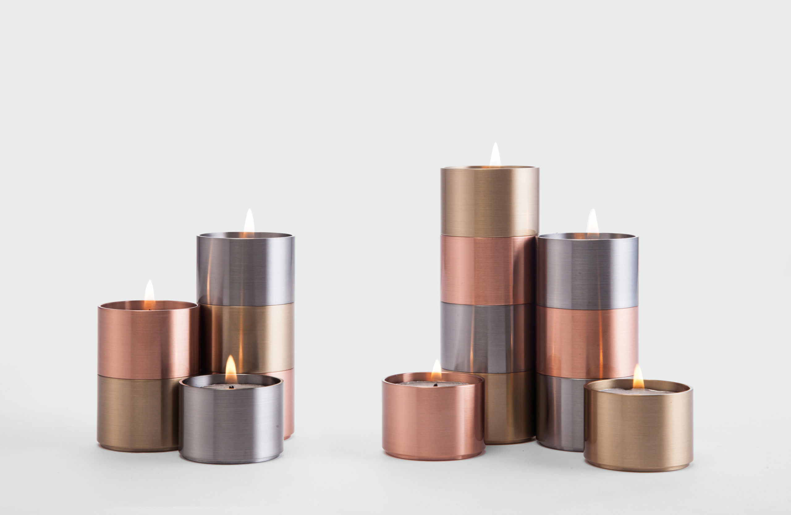 ARCHITECTMADE Trepas All Copper Brass Stainless Steel Peter Karpf