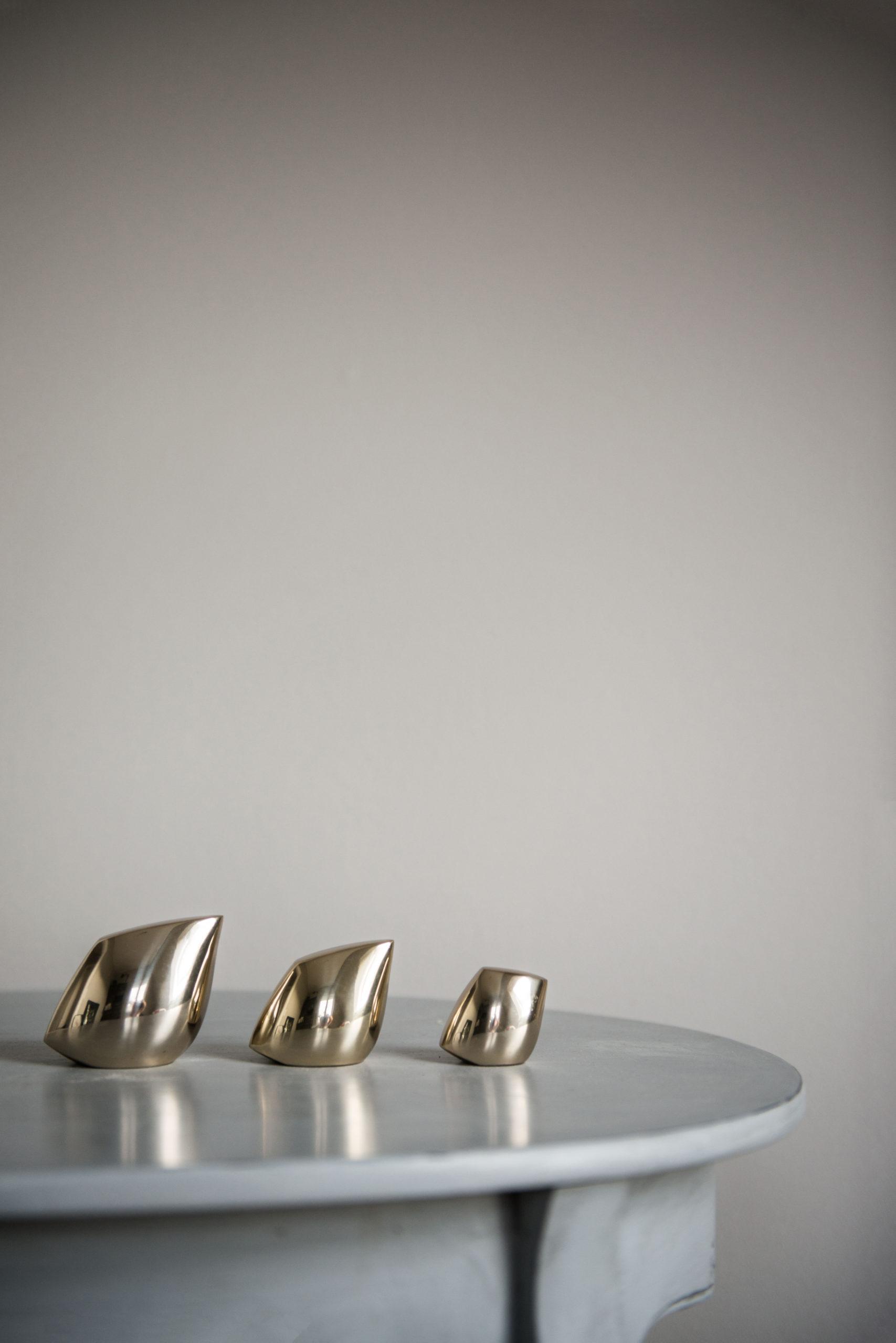 ARCHITECTMADE Aves Bird Brass Denmark Co Derr