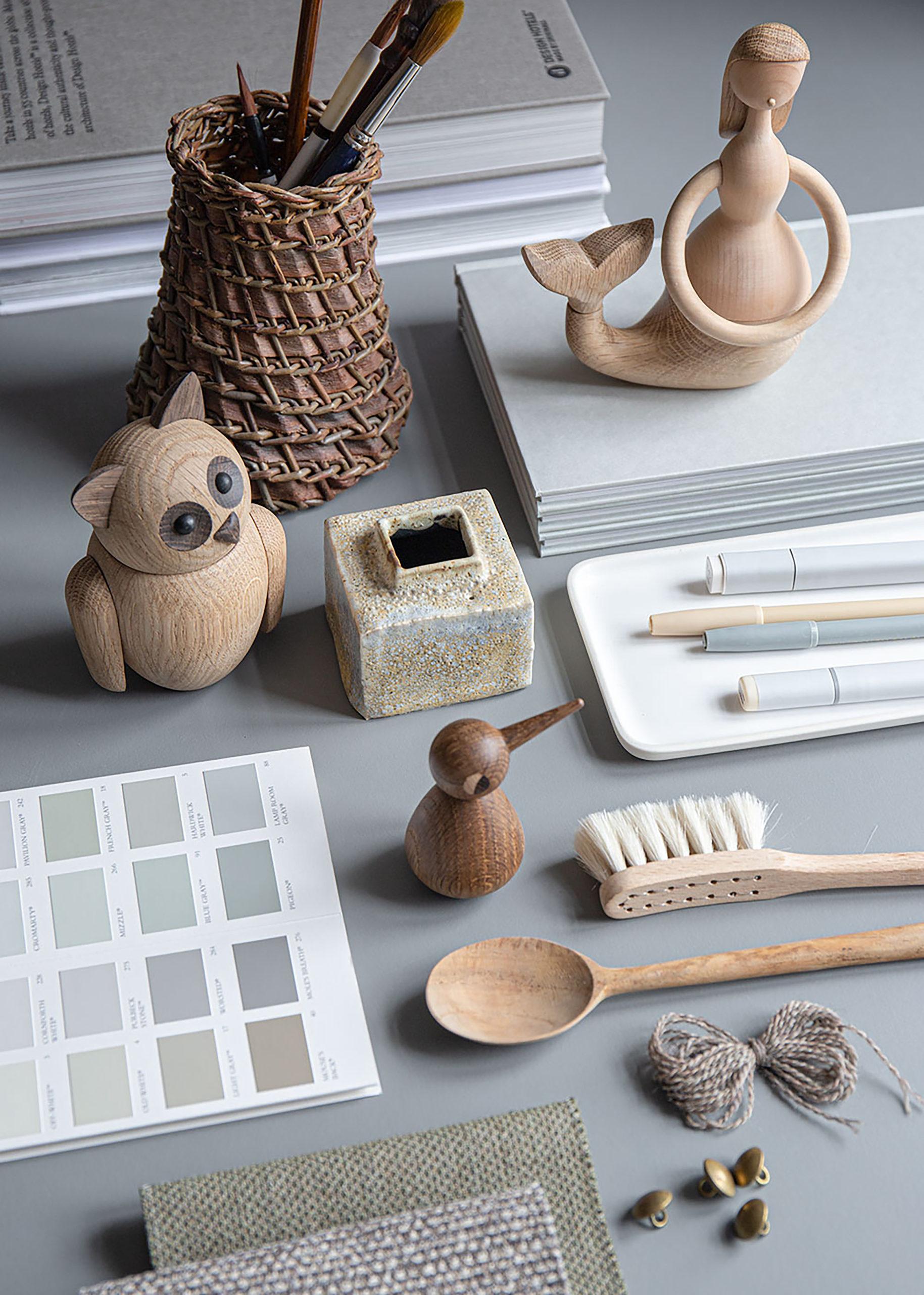 ARCHITECTMADE Bubo Oak Wood Owl Denmark Nikolaj Klitgaard