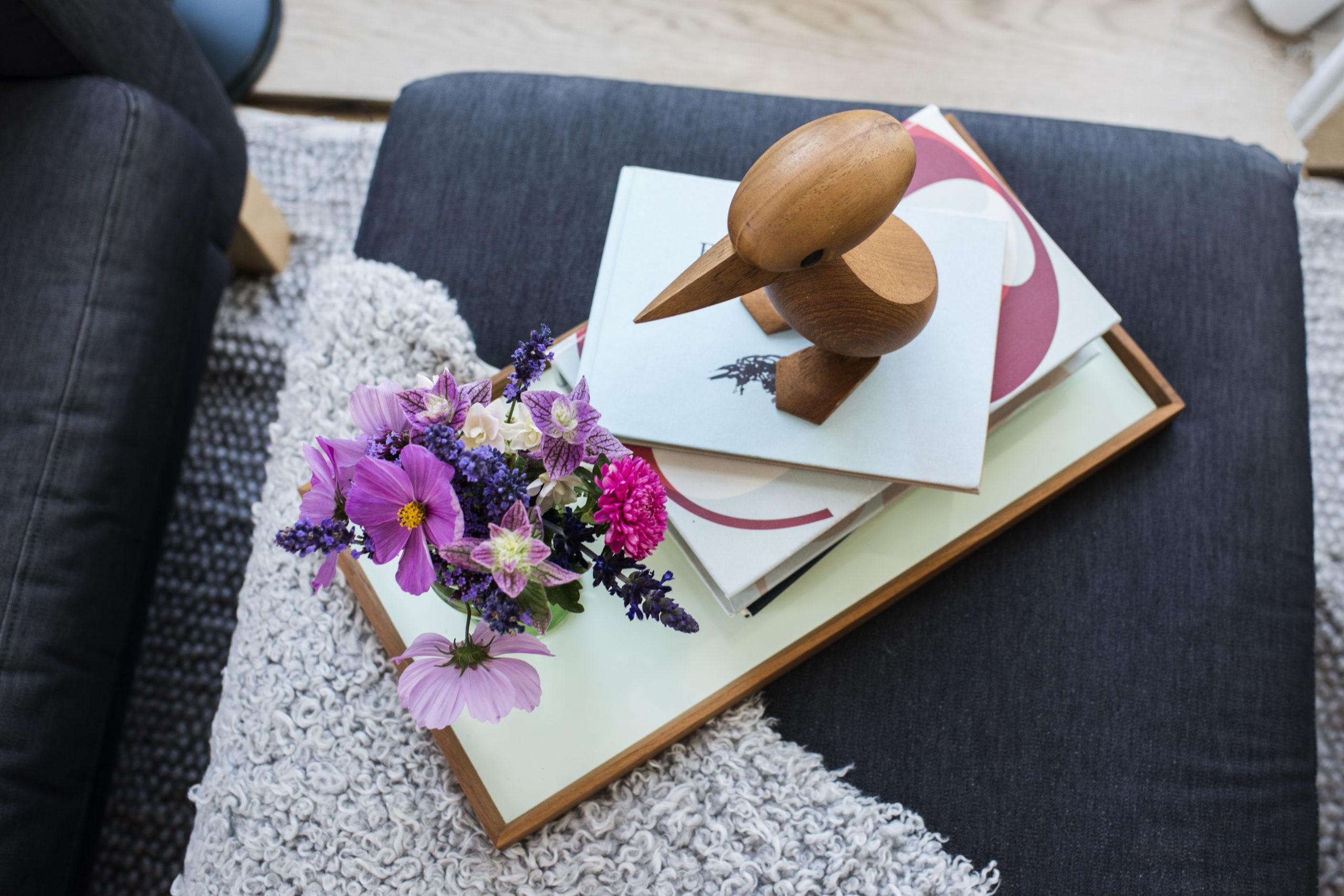 ARCHITECTMADE Duck and Duckling Teak Wood Denmark Hans Bølling