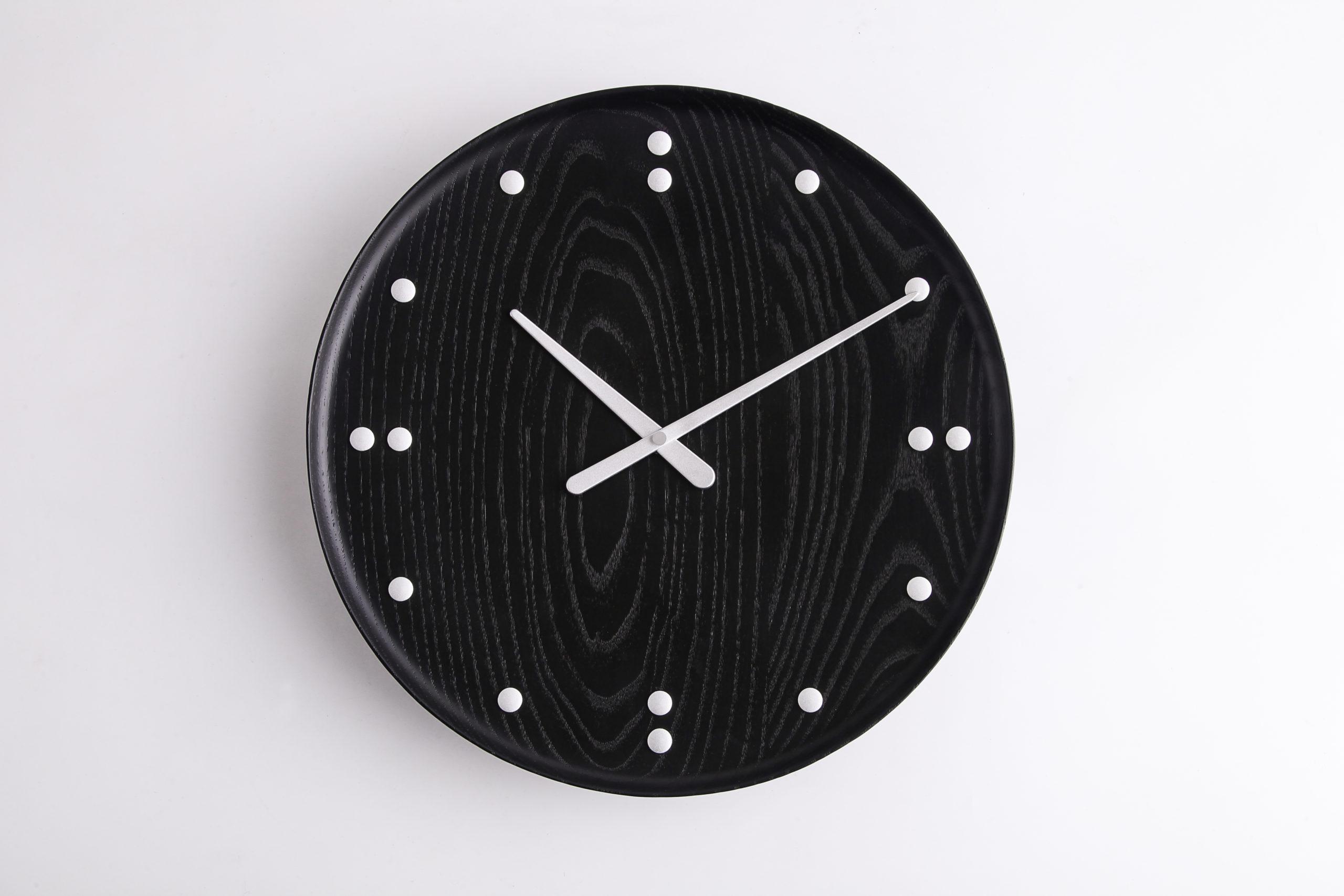 Architectmade-FJ-Clock-25-Wall-Black-Ash-Finn-Juhl-1