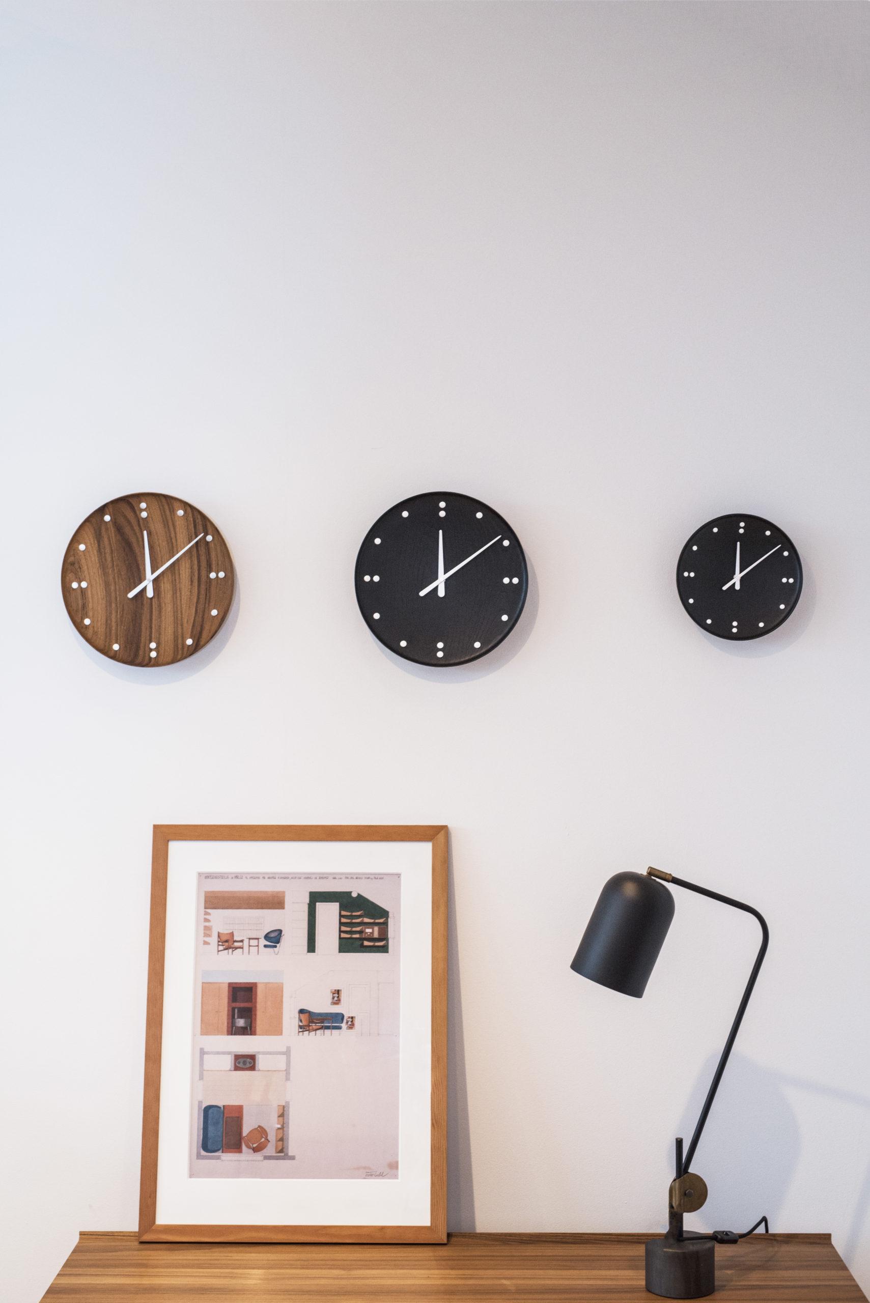 Architectmade-FJ-Clock-Wall-Clock-Teak-and-Ash-Wood-Denmark-Finn-Juhl-1