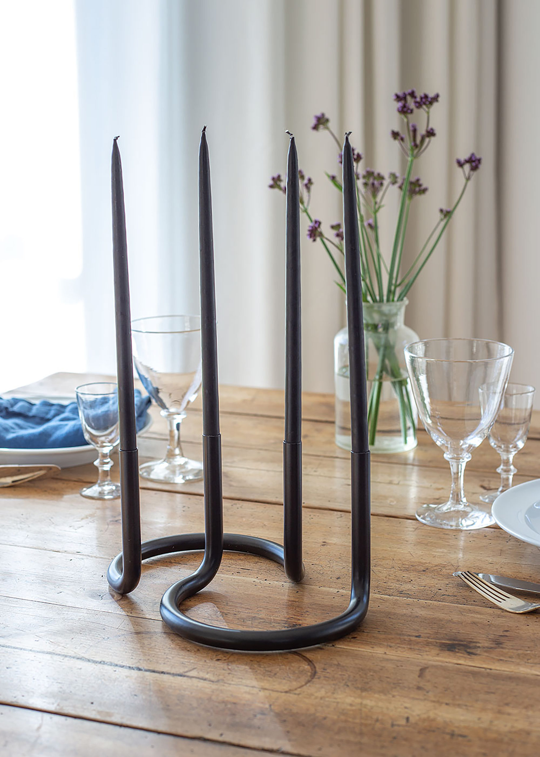Architectmade-Gemini-Candleholder-Stainless-Steel-Denmark-Peter-Karpf-3