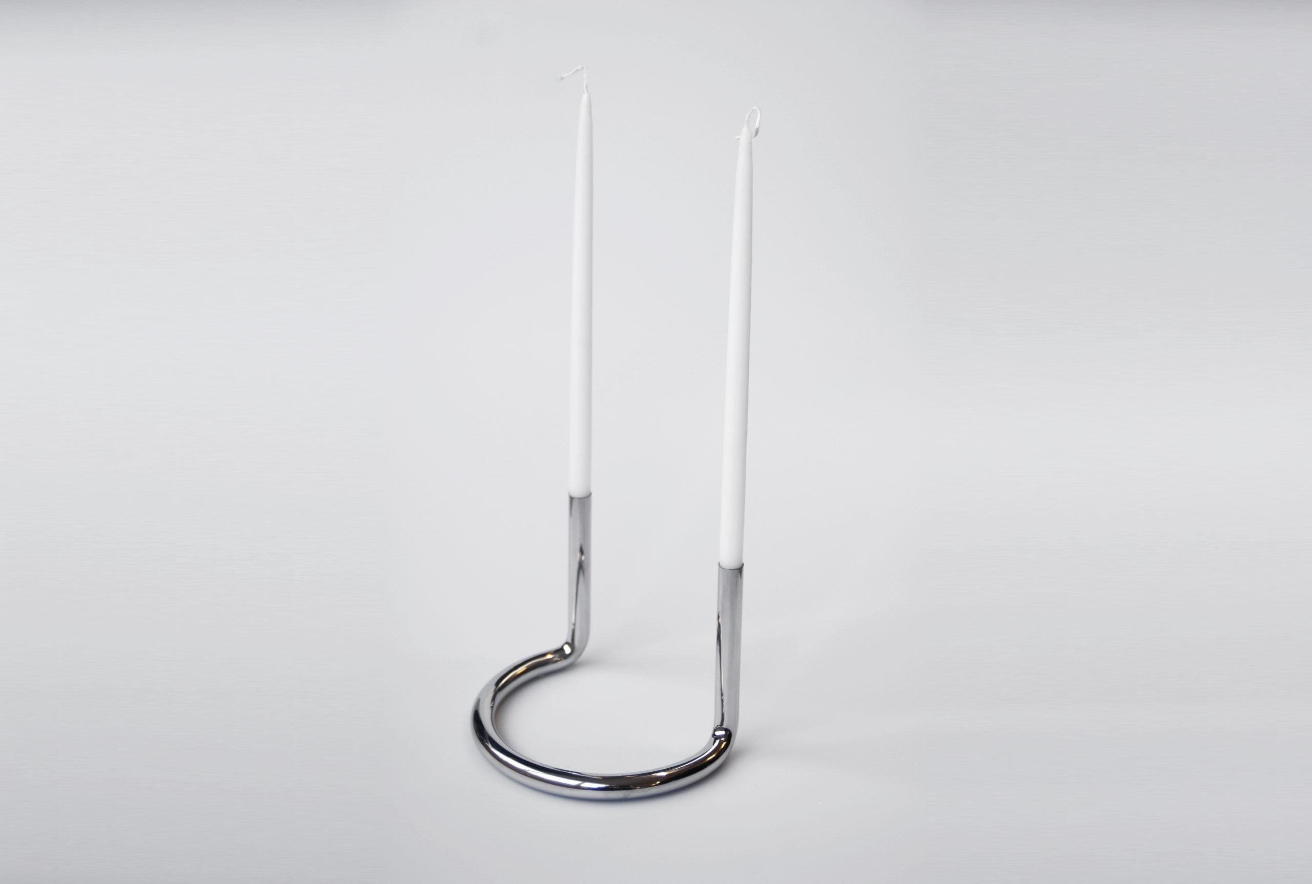 Architectmade-Gemini-Polished-Stainless-Steel-Candleholder-Peter-Karpf-7